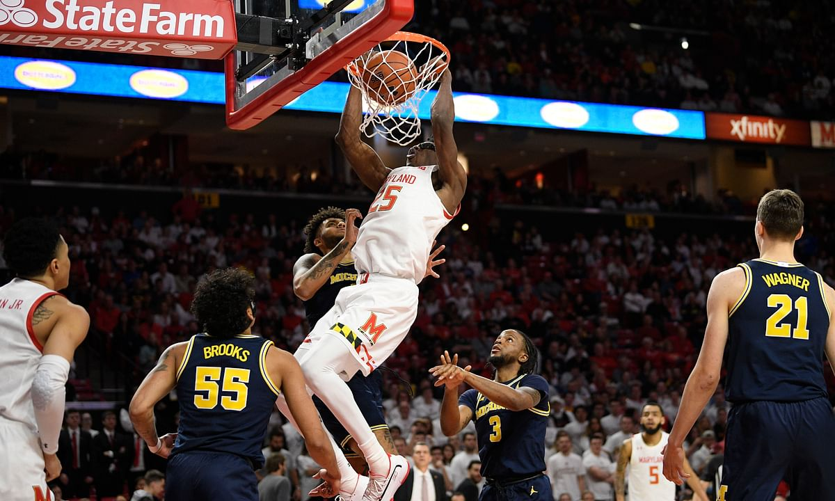 Turtle Powered: Maryland basketball star Jalen Smith to leave school for NBA draft