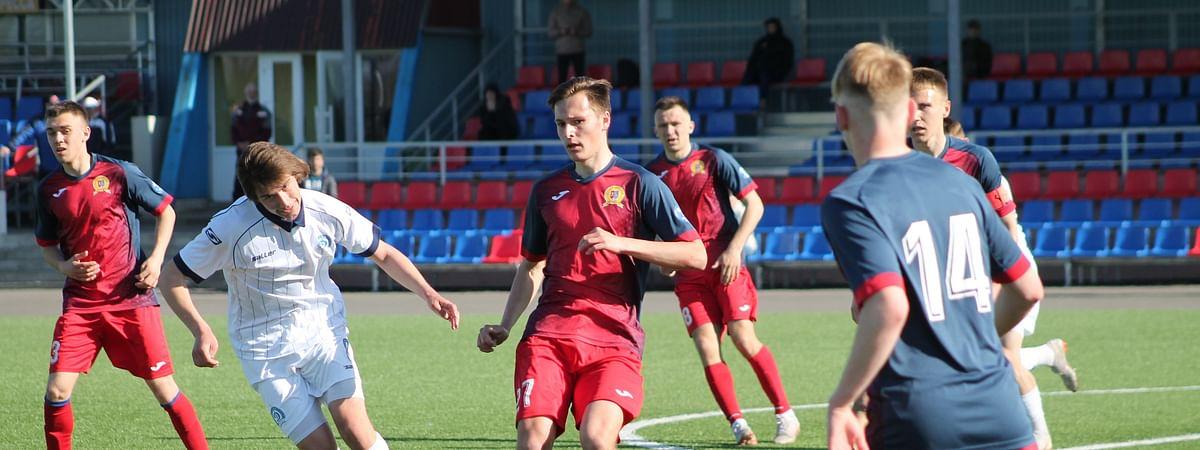 Smolevichi Reserves vs Dynamo Minsk Reserves on April 23, 2020