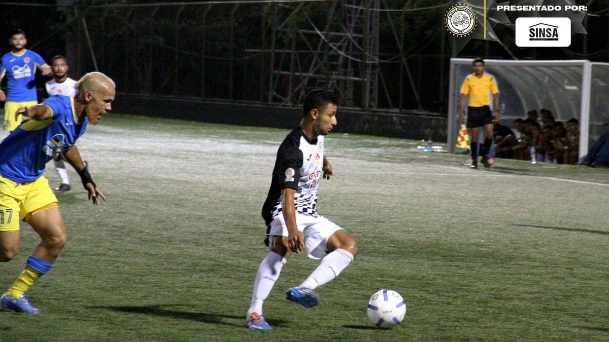 It's Juventus Managua FC vs Diriangen FC in Saturday night Nicaragua Primera Division soccer action
