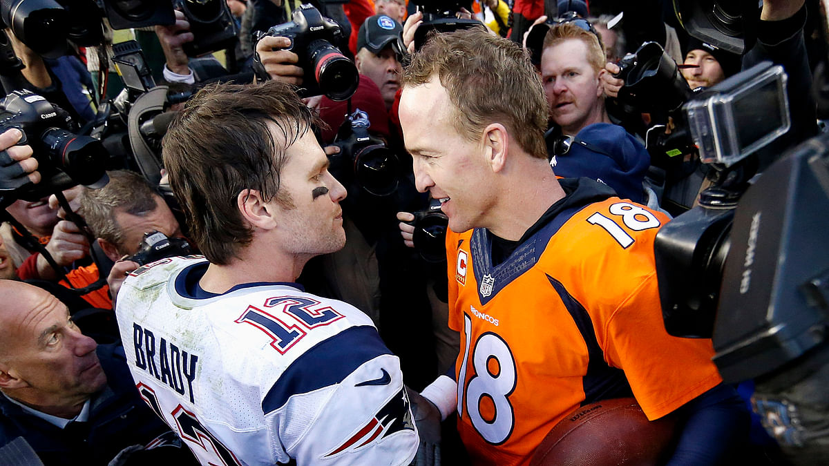 Tiger Woods and Phil Mickelson to stage TV golf match with Tom Brady and Peyton Manning