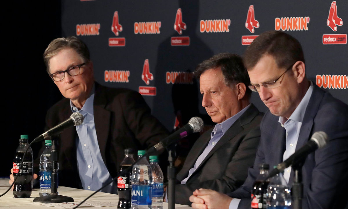 Weak sauce: Boston Red Sox stripped of second-round draft pick, Cora suspended for 2020, no players punished