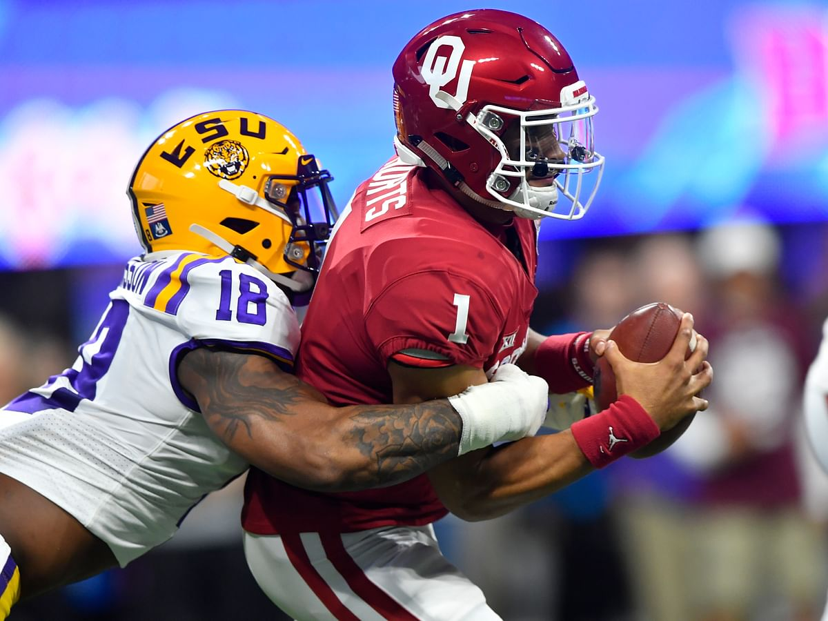 """""""With the 53rd pick in the NFL Draft, the Eagles select QB Jalen Hurts – Oklahoma."""" — Wait, what? Mims has thoughts on the Eagles draft"""