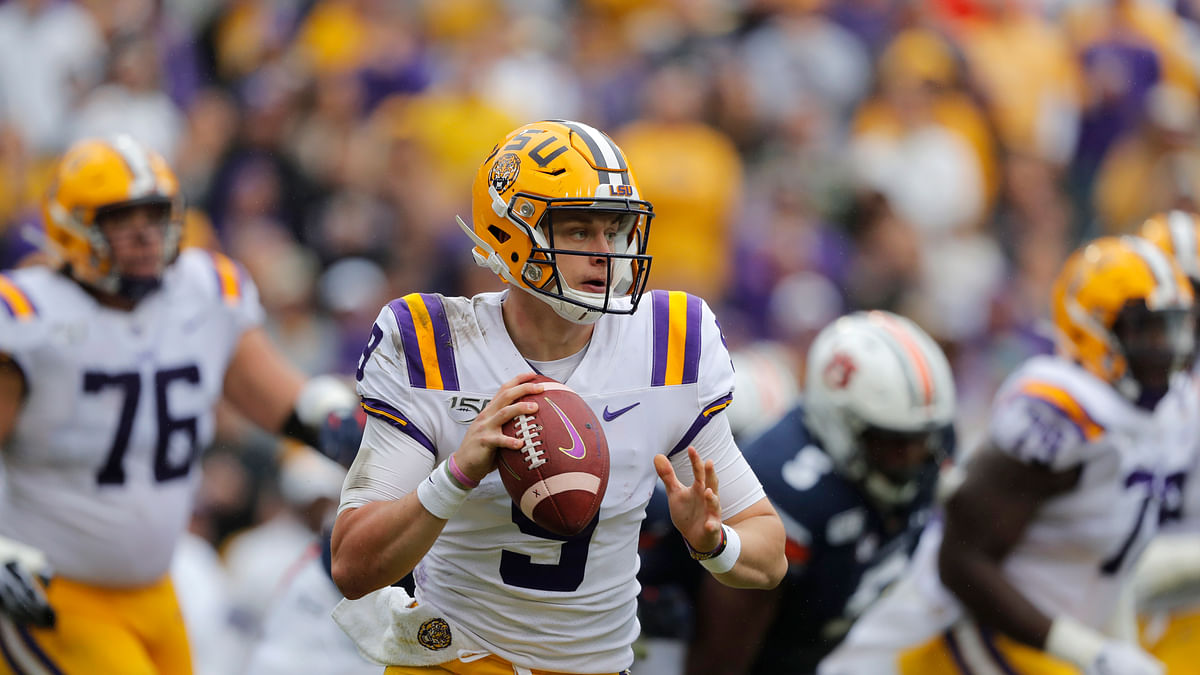 NFL Draft: Logistics share draft spotlight with Joe Burrow, Chase Young
