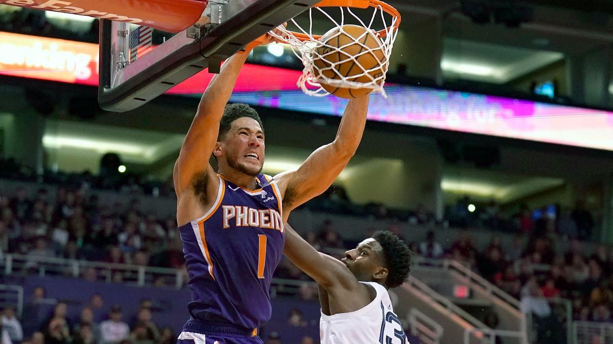 Devin Booker wins NBA 2K20 Players in all-Phoenix Suns final