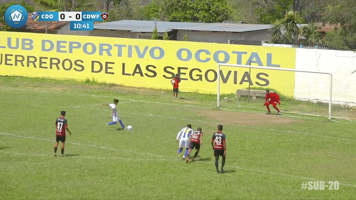 Deportivo Walter Ferreti and Real Madriz get kick off Nicaragua Liga Primera U20 playoffs