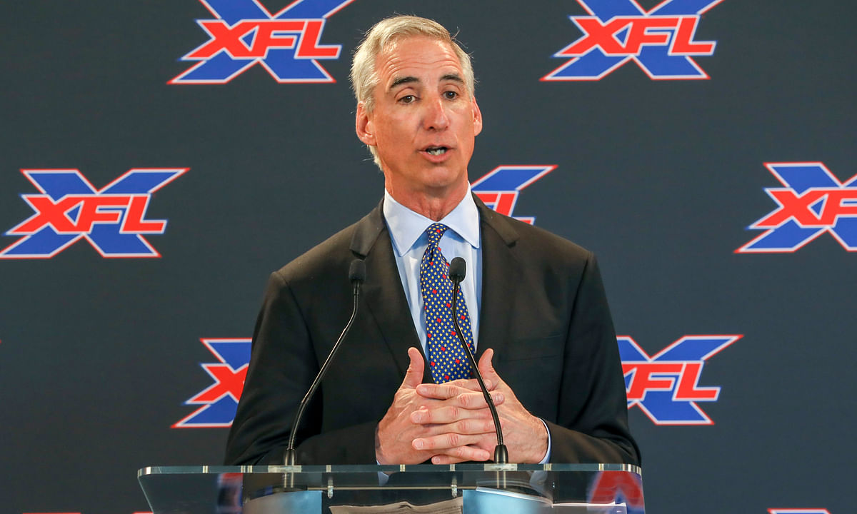 XFL files for bankruptcy citing COVID-19 crisis; possibly for sale