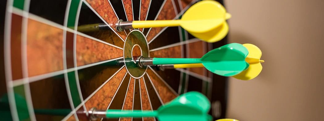 You can bet darts action and with no NBA, MLB, NHL, etc., you just may.