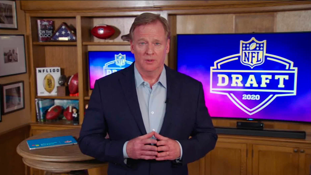 Roger Goodell sends letter to NFL fans explaining season plans, including cancellation of all pre-season games