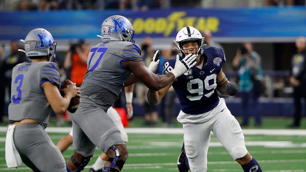 Mock NFL Draft Time! Mark Eckel makes his picks — how does it compare to yours?