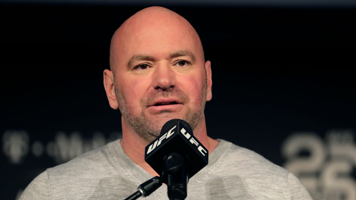 UFC is back! Dana White announces plans to hold 3 shows without fans in Jacksonville, Florida; ESPN on board