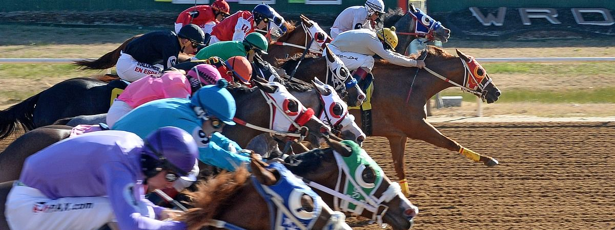 Horse Racing at Cherokee Casinos Will Rogers Downs