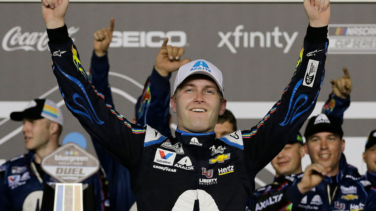 William Byron wins 2nd NASCAR virtual race in a drama-free iRacing event (updated with video highlights)