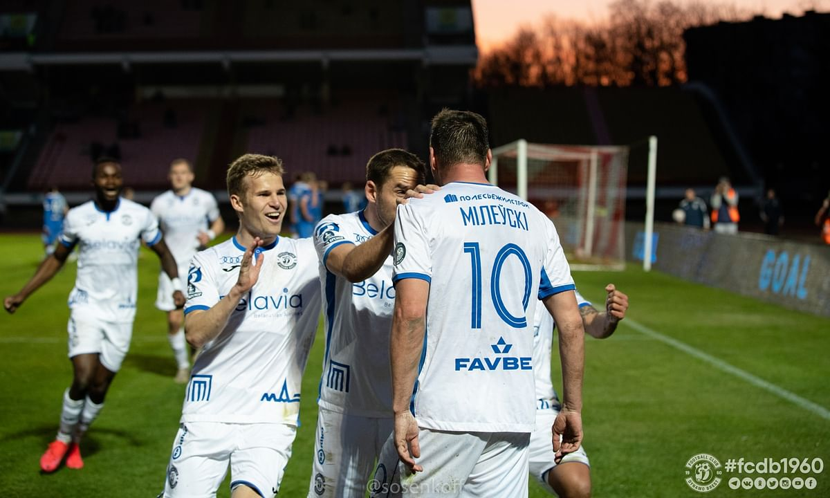 Belarus Premier League Saturday: Familiar foes Dynamo Brest and  Shakhtyor Soligorsk face off and Sean Miller makes his picks