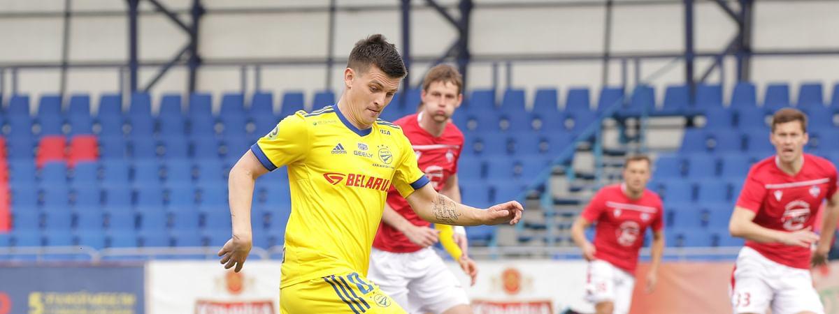 BATE Borisov in action