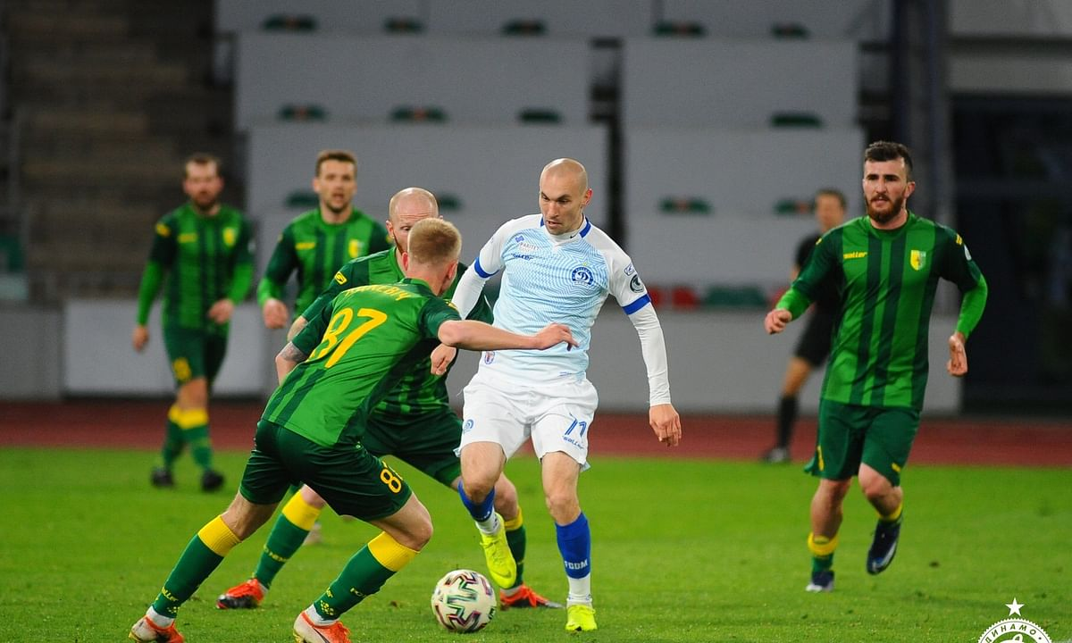 Bet Soccer! Parx Casino Sportsbook Daily X Bets sees action from Belarus Premier League take center stage