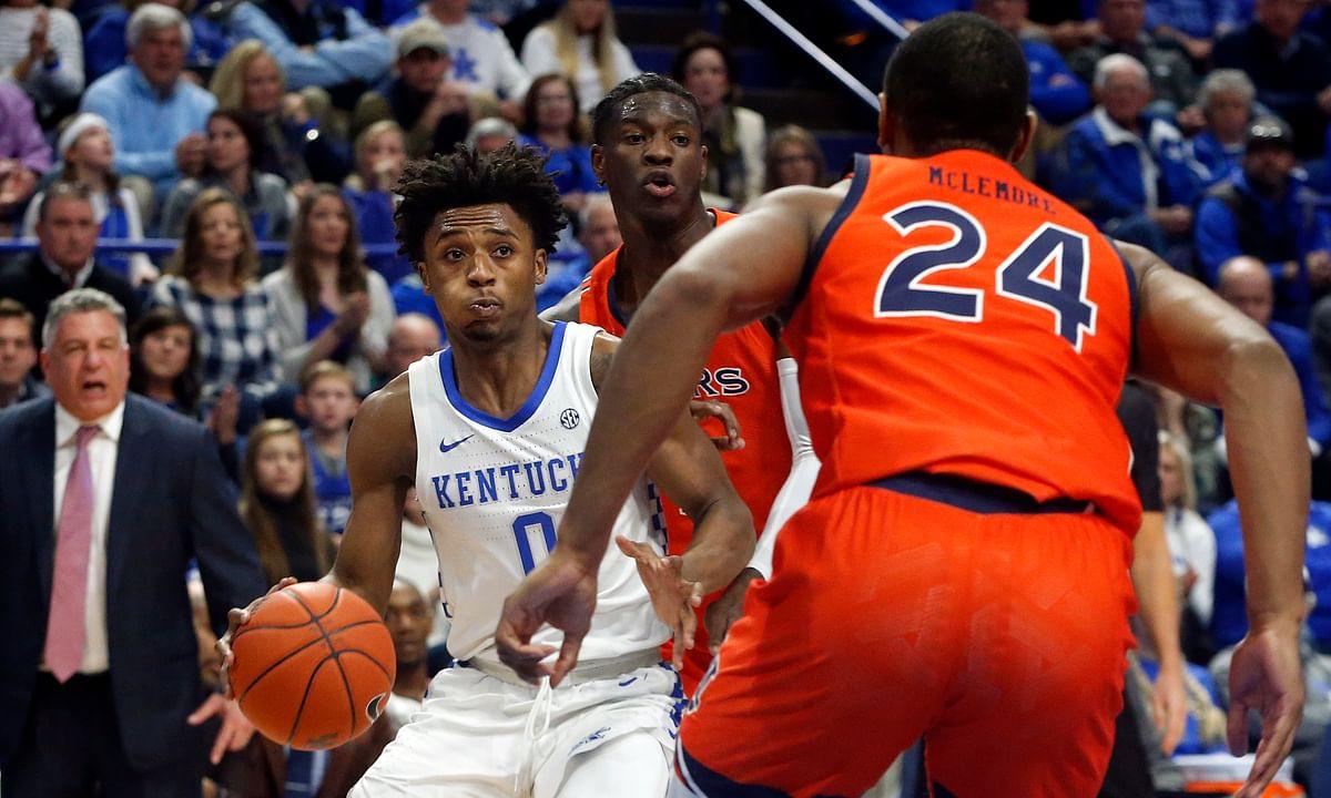 Wildcat escapes: Kentucky point guard Ashton Hagans to enter NBA draft