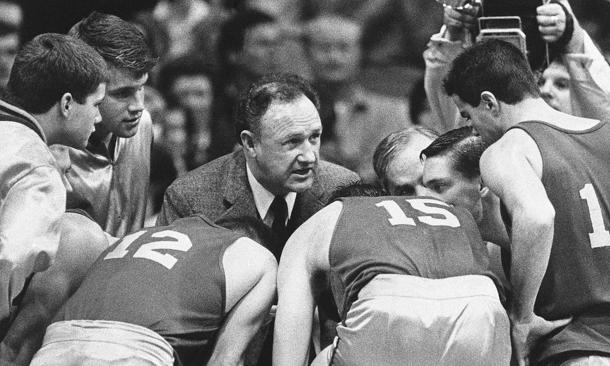 "Let's all go to the movies: ""Hoosiers"" tops AP Top 25 sports film list; ""Bull Durham"" and ""Rocky"" tie for second"