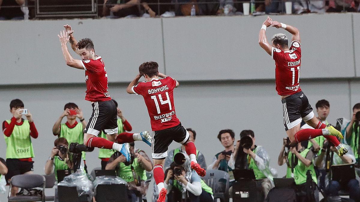 K-League announces South Korean soccer league season set to kick off on May 8