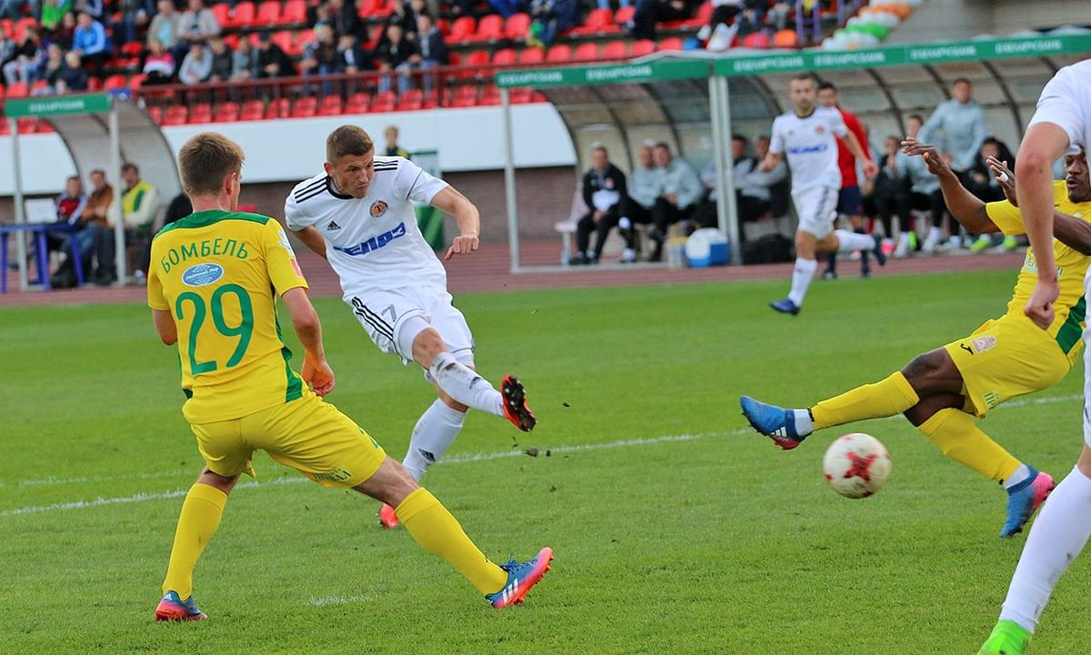 The Belarus Premier League Daily X Bet from Parx  looks at whether Torpedo-BelAZ Zhodino can sink Neman Grodno