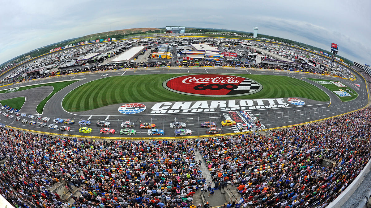 Bet NASCAR! The Eckel 3 pick the Coca-Cola 600 from Charlotte Motor Speedway – so have a Coke and a mile (600 of them)