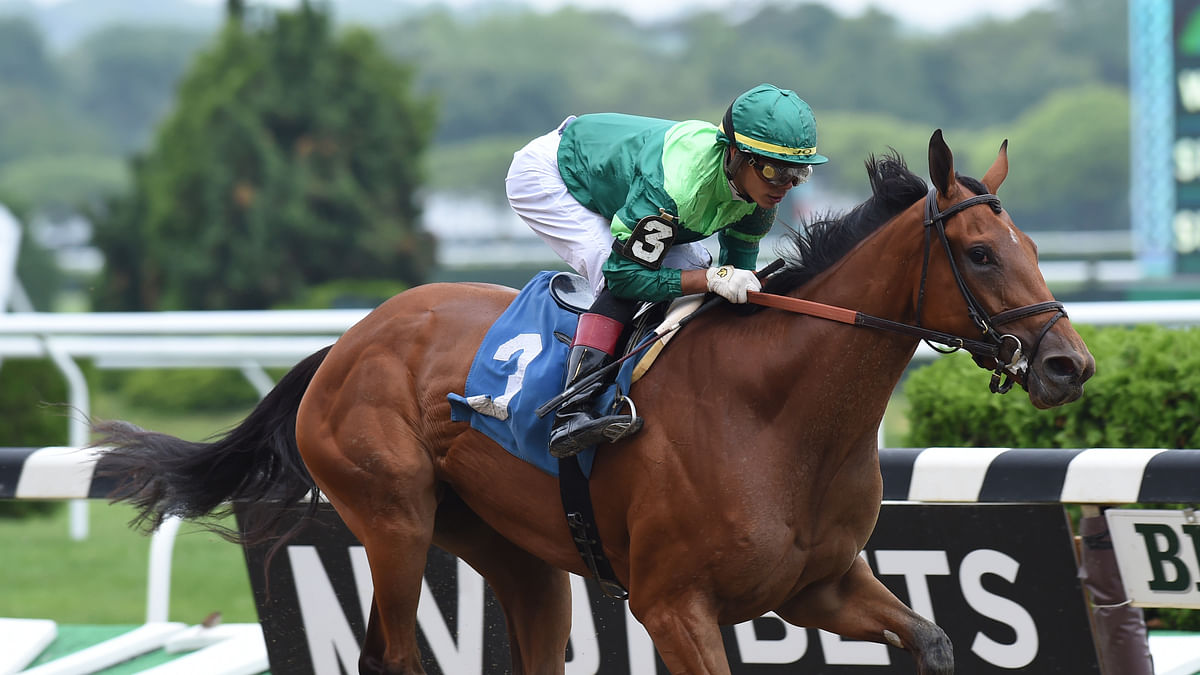 Garrity's Saturday Stakes: 9 races over 12 hours, from Churchill Downs, Santa Anita and Sha Tin in Hong Kong