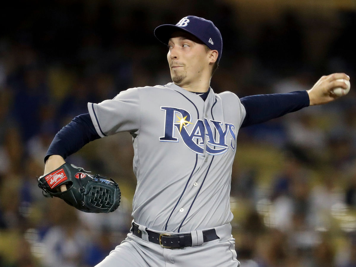 Tampa Bay Rays All-Star pitcher Blake Snell says 'I'm not splitting no revenue. I want all mine'