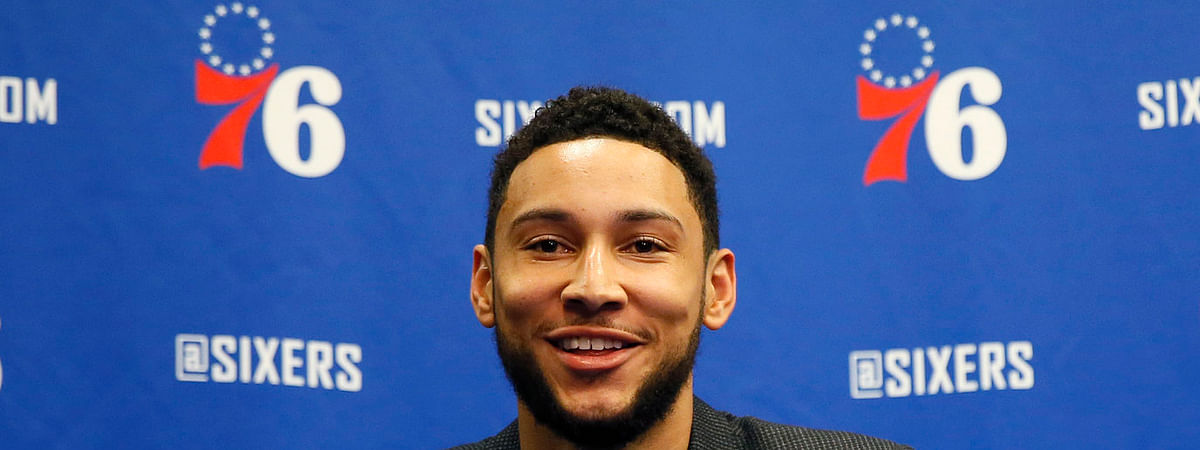 Ben Simmons now has registered two of the five best assist average seasons in Sixers history