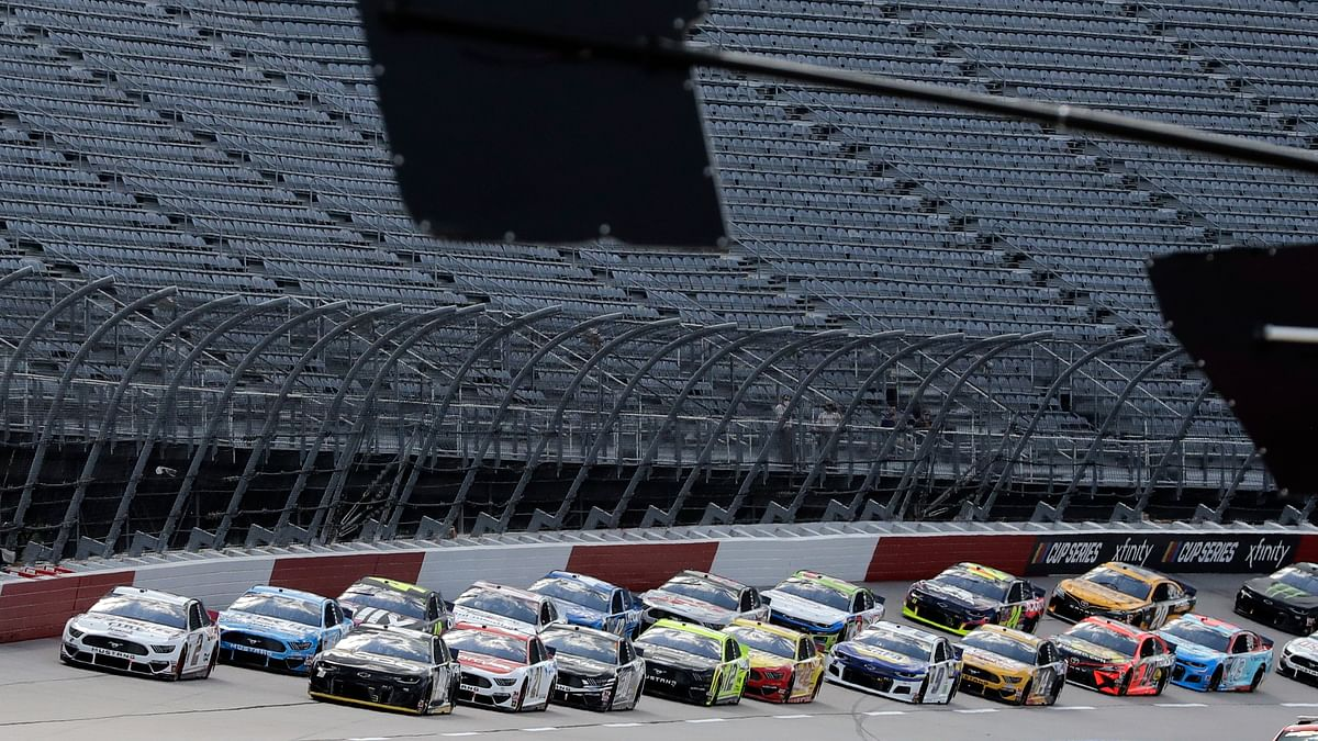 NASCAR is back at Darlington Raceway Wednesday night for the Toyota 500 – the Eckel 3 makes their picks