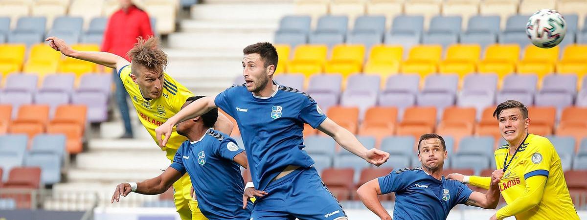FC BATE Borisov and FC Slutsk faced off on May 16, 2020. BATE Borisov won the match, 3-0.