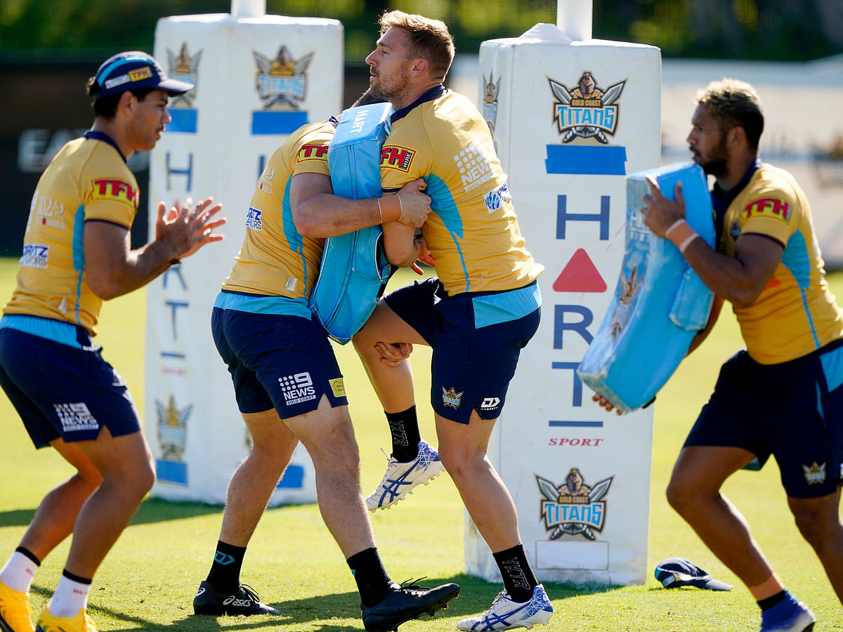 Bet the Friday NRL! Miller picks North Queensland Cowboys vs Gold Coast Titans in the Australian National Rugby League