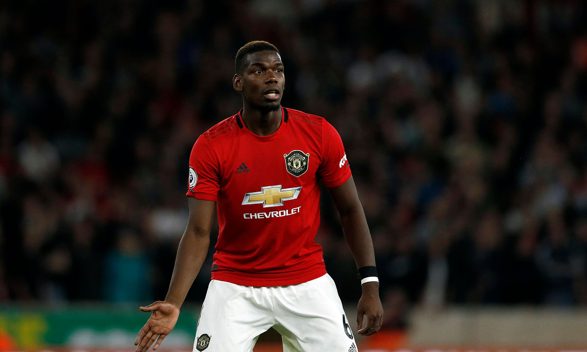 Paul Pogba, Marcus Rashford available again for Manchester United; Odion Ighalo hopeful