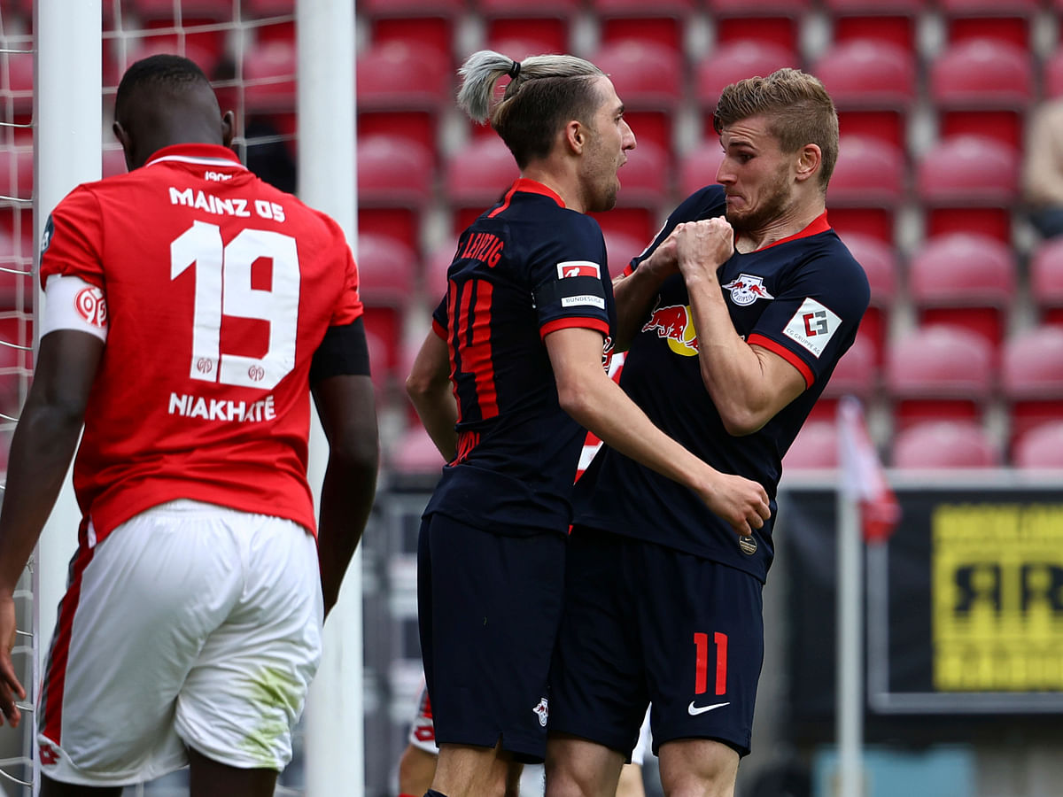 Wednesday Parx Daily X Bet looks at RB Leipzig, as the club tries to move up into second place in the Bundesliga