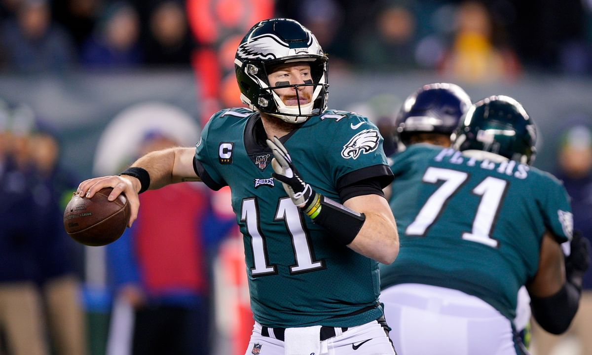 Parx Casino NFL Daily X Bet — Will the Eagles make the playoffs this season?