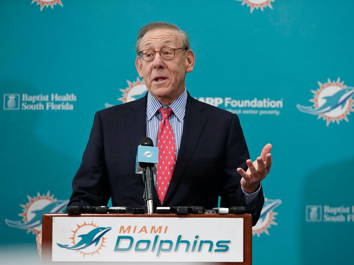 Dolphins owner Stephen Ross: There definitely will be an NFL season