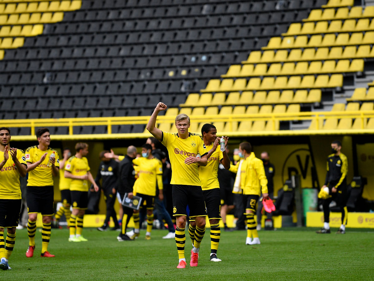 Bet Bundesliga Saturday! Miller picks VfL Wolfsburg vs Borussia Dortmund and expects a goal from Erling Haaland