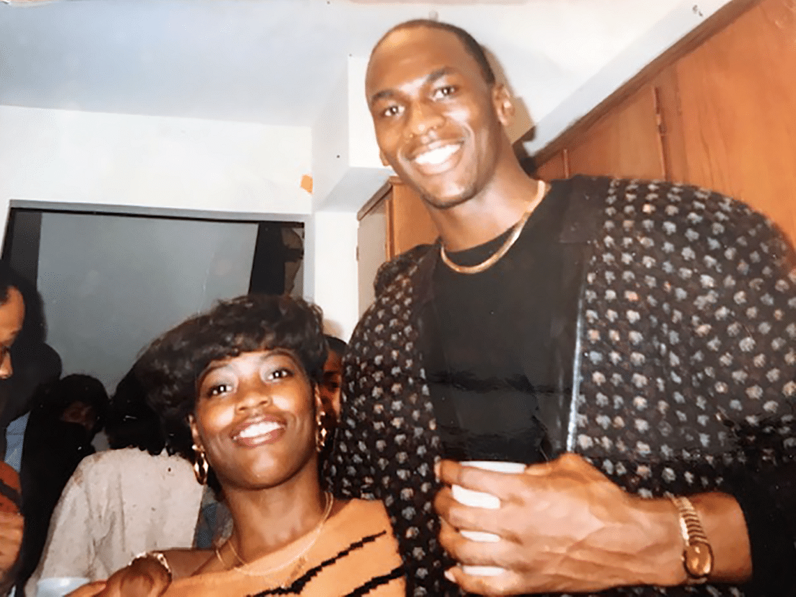 Mims recollects meeting Michael Jordan while watching 'The Last Dance'