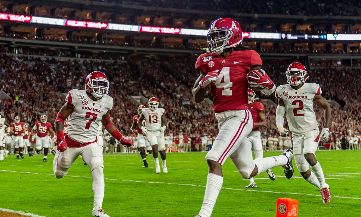 Parx Casino NCAAF Daily X Bets: Will Alabama win the NCAA Football Championship? Will Trevor Lawrence win the Heisman?