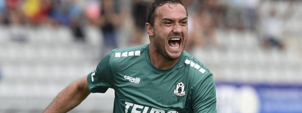 Martin Doležal of FK Baumit Jablonec