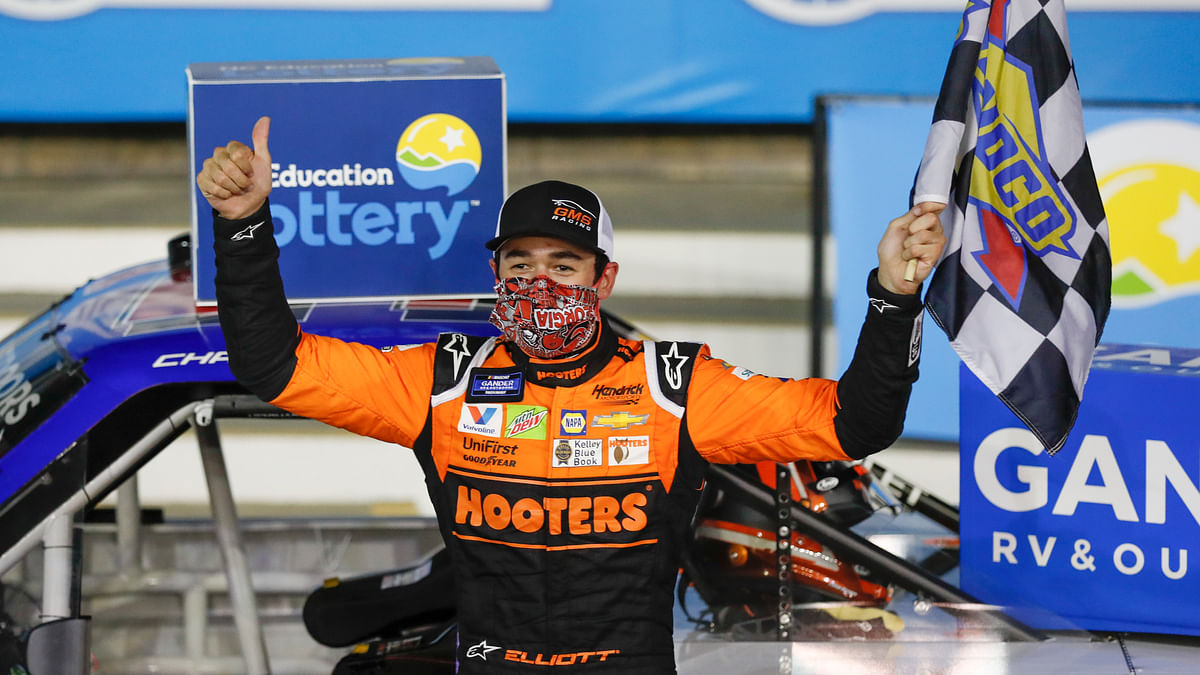 Bet NASCAR! Who will hit victory lane at the Go Bowling 235? The Eckel 4 make their picks for the Daytona road course