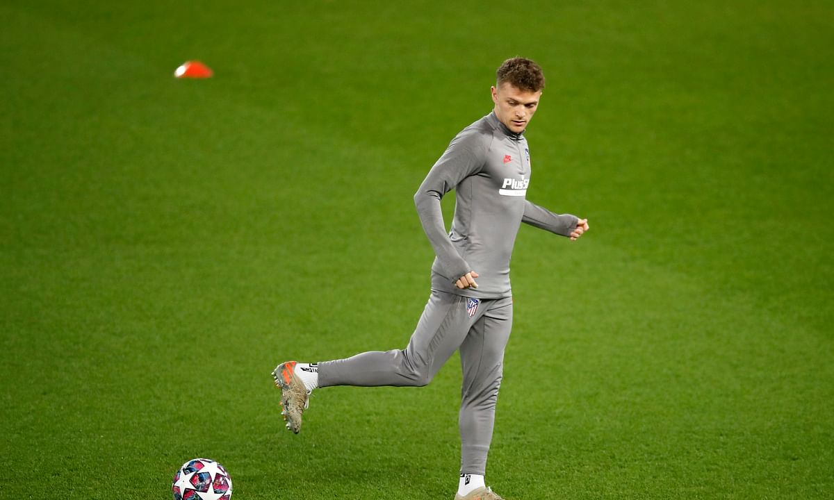 Football Association charges Atletico Madrid defender Kieran Trippier with betting breaches after he left Tottenham