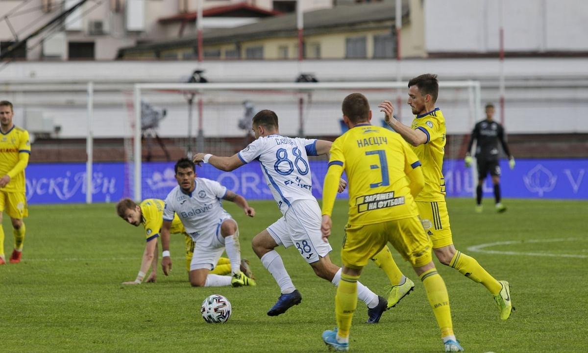 Belarusian Cup Sunday: Miller picks BATE Borisov vs Dynamo Brest