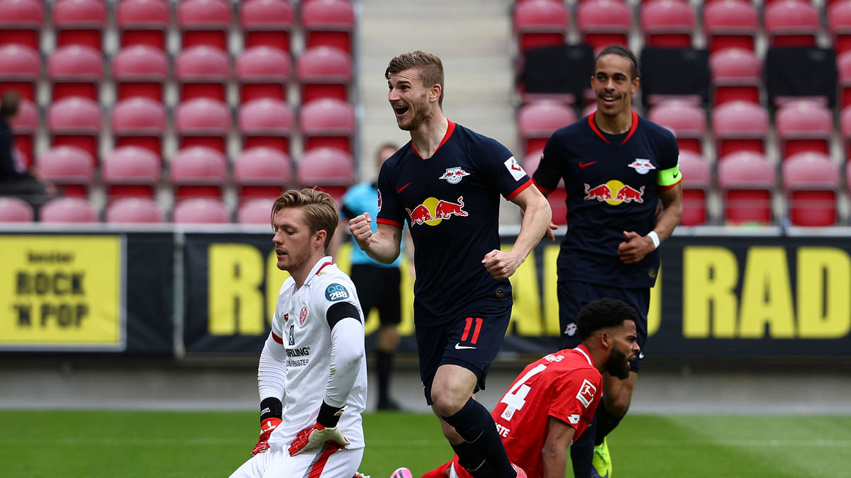 RB Leipzig highlights Sean Miller's 4-team Monday European soccer parlay – Bundesliga, Denmark Superligaen, Faroe Islands Premier League