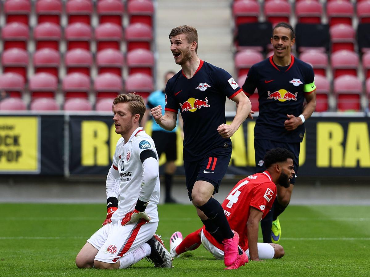 RB Leipzig highlights Sean Miller's 4-team Monday European soccer parlay – Bundesliga, Denmark Superligaen, Faroe Islands Premier League