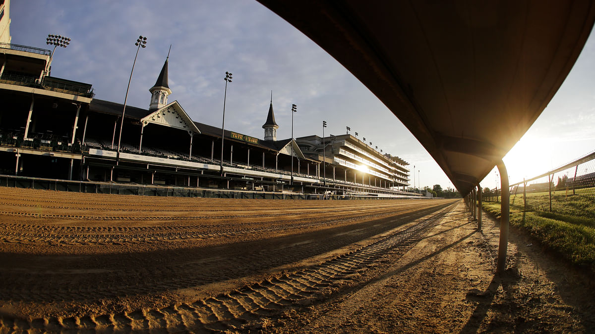 Churchill Downs is Tuesday's SmartCap Track of the Day, plus RT's virtual stable