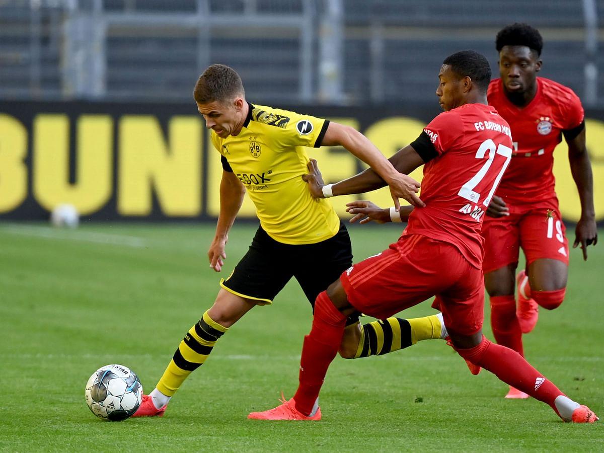 Bet Sunday Bundesliga Soccer with a Parx XBet: Sean Miller picks SC Paderborn 07 vs Borussia Dortmund