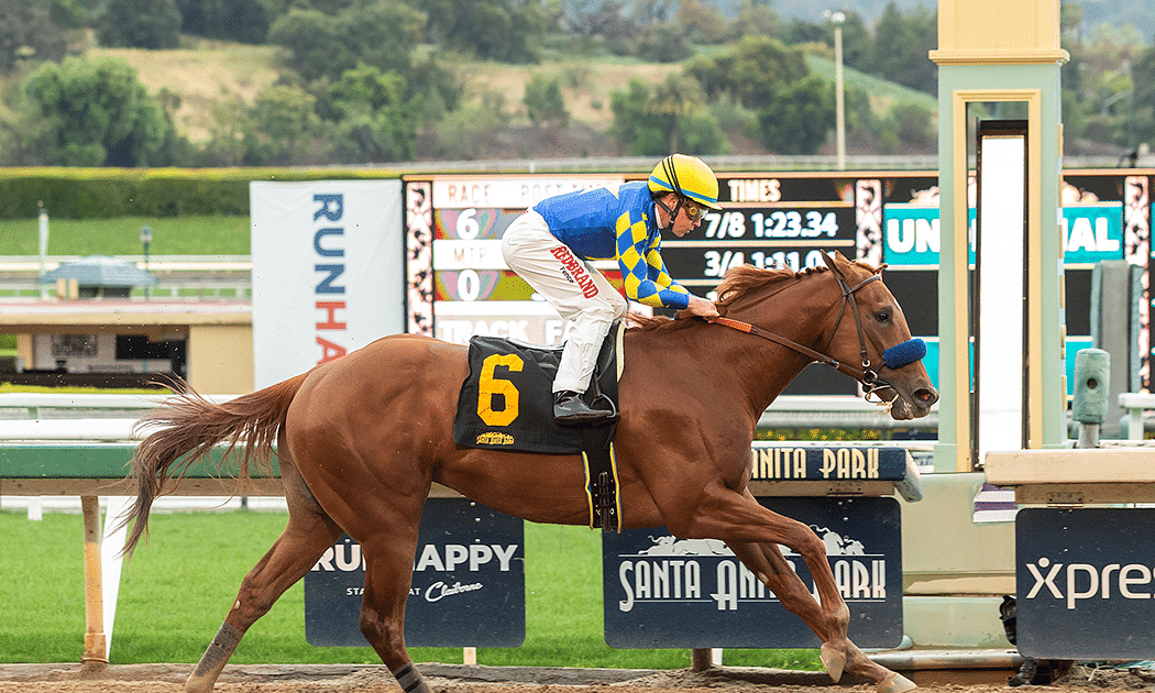 Garrity's Saturday Stakes picks the Arkansas Derby's two divisions (Charlatan, Nadal), plus other big races at Oaklawn and Gulfstream