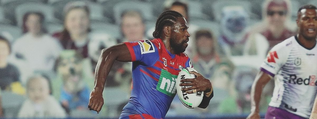 Newcastle Knights in action