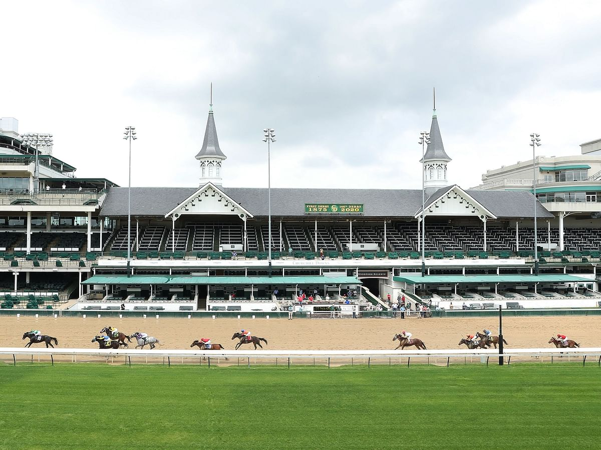 Sunny Friday at Churchill Downs: RT picks 3 races with the help of SmartCap
