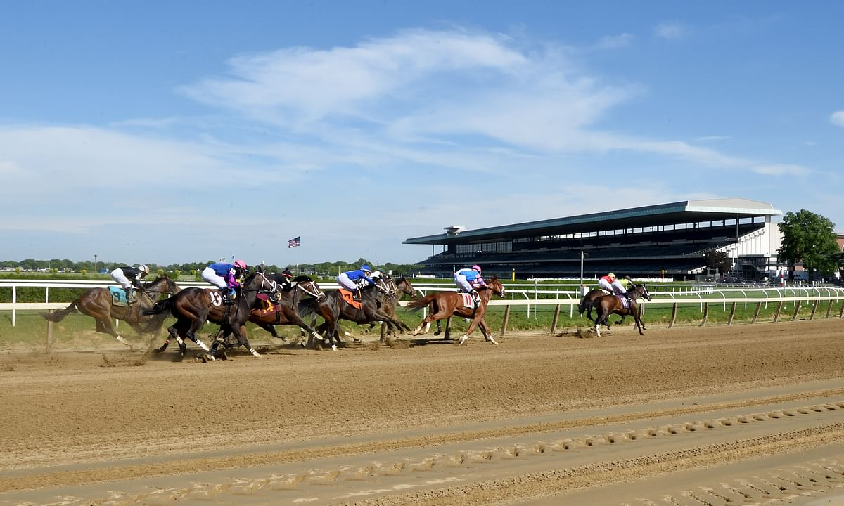 Sunday at the track with Garrity: Three plays from Churchill Downs and Belmont Park