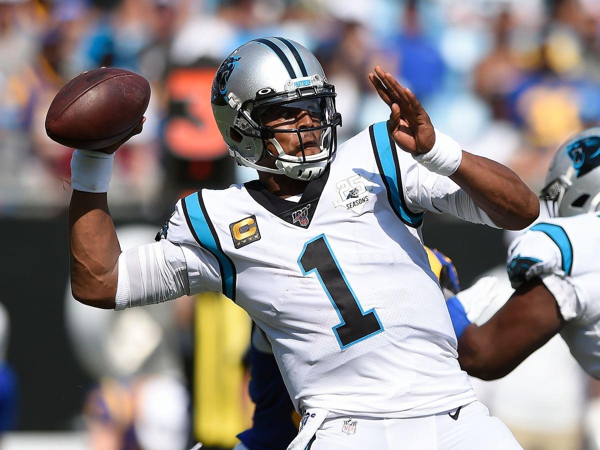 AP Source: New England Patriots sign QB Cam Newton to replace Tom Brady; how will Vegas react?